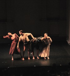 Danspace Gala leaves AFA with Inspirational Momentum